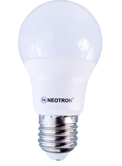 LAMPADA LED NEOTRON GLOBO NE QP001 4,9W 6500K