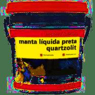 MANTA LIQUIDA QUARTZ LT PRETO