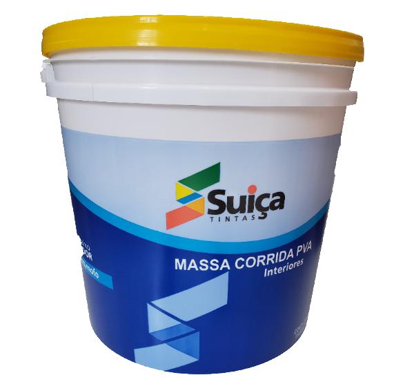 MASSA CORRIDA SUICA  PVA 25 KG