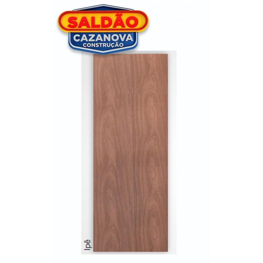 Porta Boa Vista Prensada Hdf Lisa Ipe 80x210cm