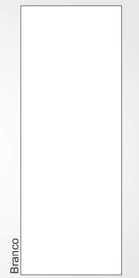 Porta Boa Vista Prensada Hdf Top Brilho Branca 80x210cm