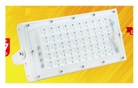 REFLETOR LED NEOTRON NE-4016/50W MODULADO 6500K