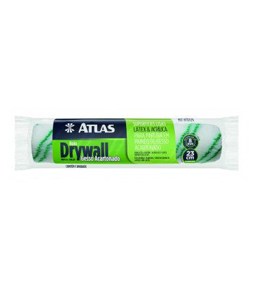 ROLO ATLAS DRYWALL S/CABO AT321/8