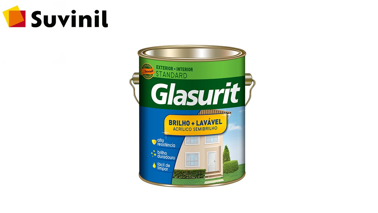 TINTA GLASURIT LAVAVEL SB GL CROMO SUAVE