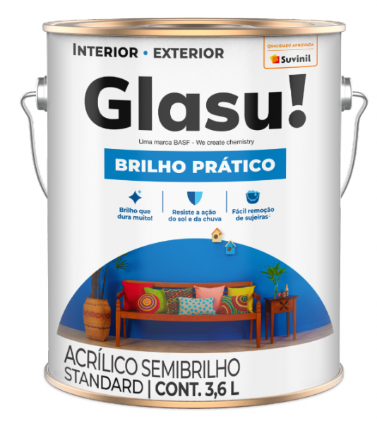 TINTA GLASURIT LAVAVEL SB GL GELO