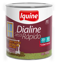 TINTA IQUINE DIALINE ESM SINT RAP 1/4 AZ FRANCA