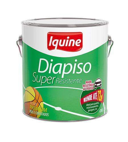 TINTA IQUINE DIAPISO SUP RESIST GL PRETO
