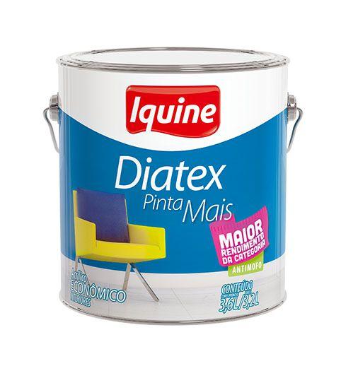 TINTA IQUINE DIATEX V. ACRILICO GL NEVE
