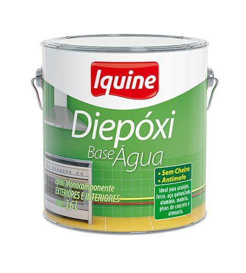 TINTA IQUINE DIEPOXI GL BRANCO