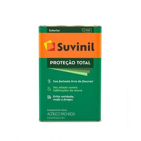 TINTA SUVINIL ACR PROTECAO TOTAL FOSCO LT BRANCO