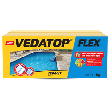 VEDATOP VEDACIT FLEX NOVO CAIXA 13,5KG