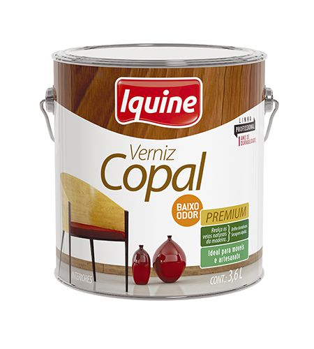 VERNIZ IQUINE COPAL GL INCOLOR