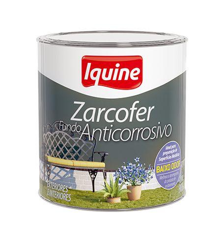 ZARCOFER IQUINE INDUST 1/4 FUNDO CZ