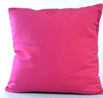 Almofada Hot Pink Rebeca 45 cm x 45 cm
