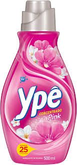 Amaciante Concentrado Ypê Pink Frasco 500ml