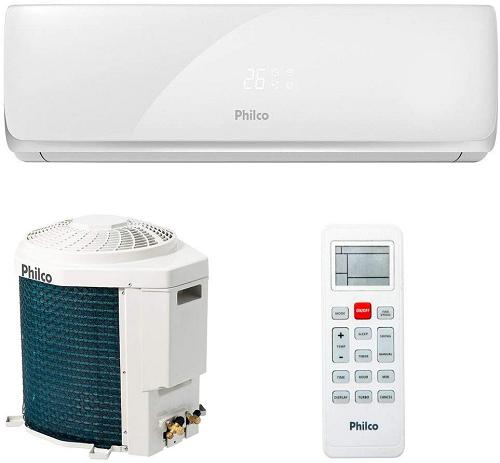 Ar Condicionado Split Philco 12000 BTUs Frio 220V - 26307
