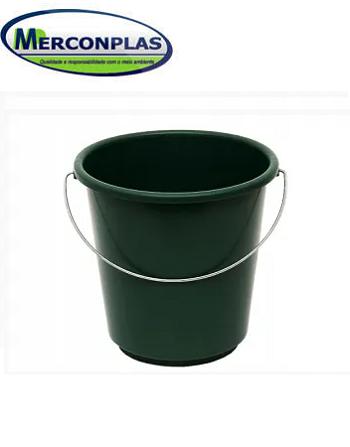 Balde verde 4,9  litros – Merconplas – 274