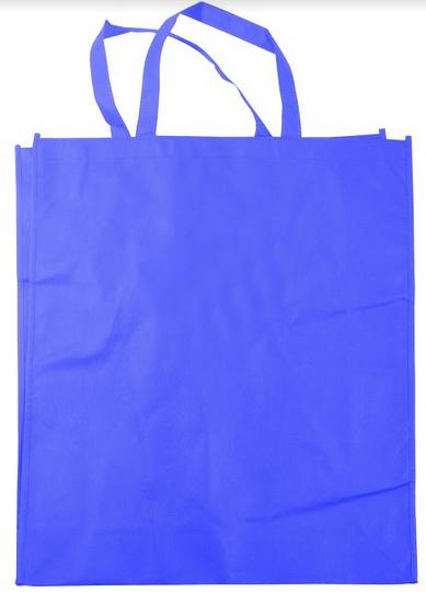 Bolsa Para Compras Azul -5560