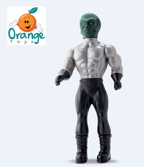Boneco Heróis Da Galaxia 41 cm.  - Orange Toys -3696