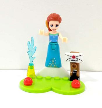 Bonecos de montar Frozen  7cm  - 6452