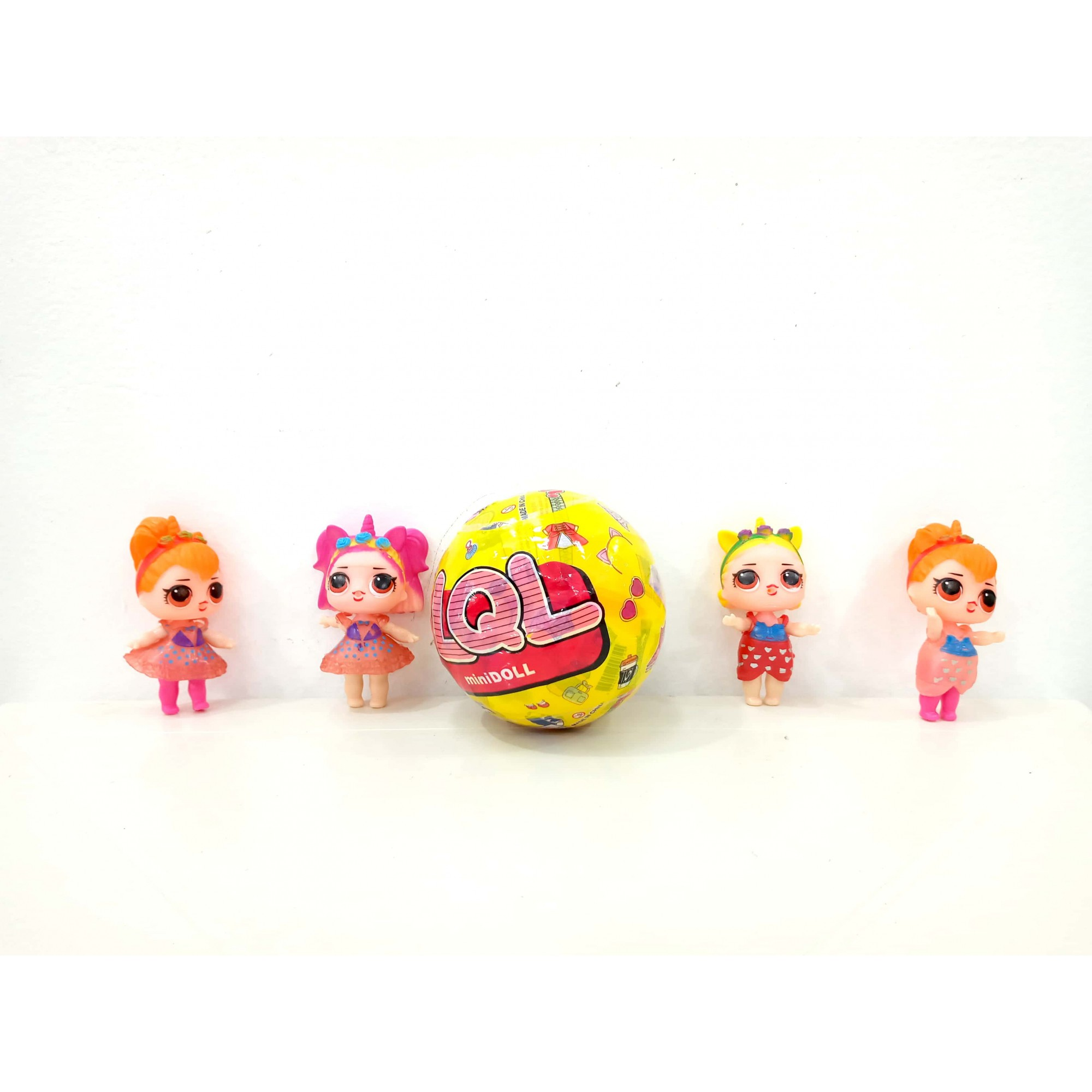 Bonecos  Mini Doll Lol Surprise - 6449