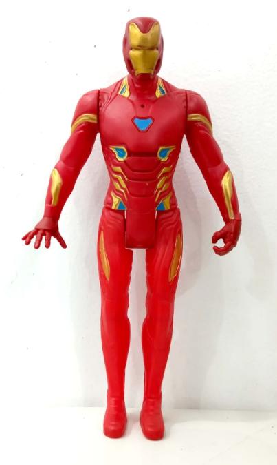 Brinquedo Boneco A01  Médio - 6457