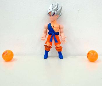 Brinquedo Boneco  - 6459