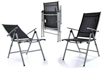 Cadeira De Metal P/Adultos