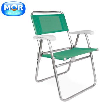 Cadeira Master Alumíno Fashion Mor-6839
