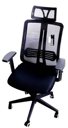 Cadeira para Escritório Com Rodinha e Encosto Para Cabeça-5563