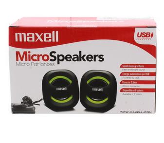 Caixa de Som Usb Micro Stereo System -5889