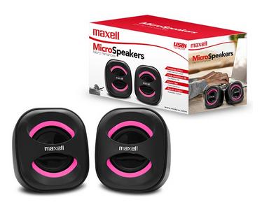Caixa de som USB micro stereo system