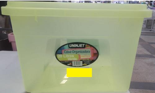 Caixa Organizadora 20 litros Verão-3324
