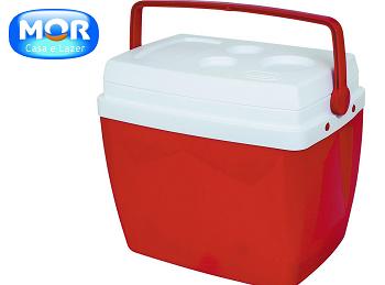 Caixa Térmica 26L Vermelha Mor -6787