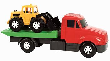 Caminhão Com Trator