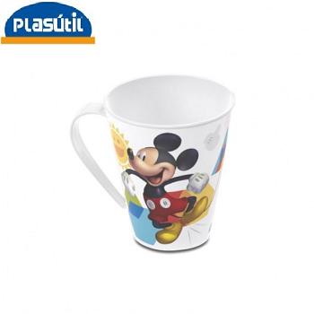 Caneca Mickey 360ML Plasútil-320