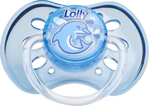 Chupeta Oceano Lolly Azul