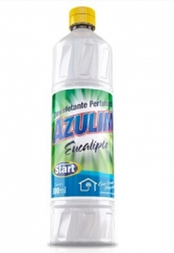Desinfetante Azulim 500 ml Eucalipi