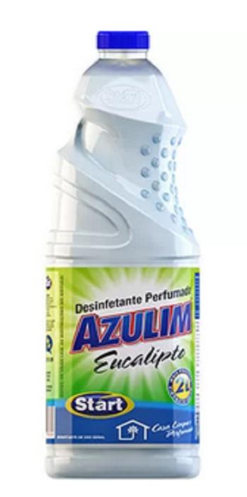 Desinfetante Azulim 500ml Eucalipto