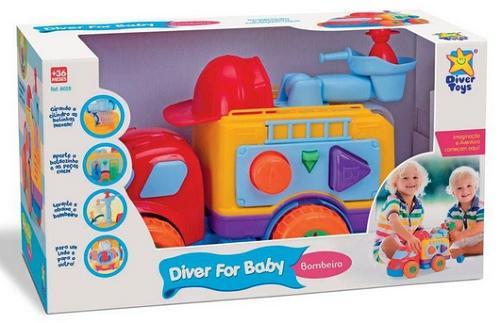 Diver For Baby Bombeiro
