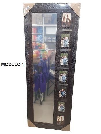Espelho Com Porta Retrato Euroquadros - 6226