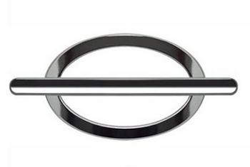 Fivela pp oval (par)- cromado