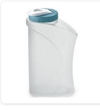 Garrafa D Água B1 1,3l Plasútil - 3919