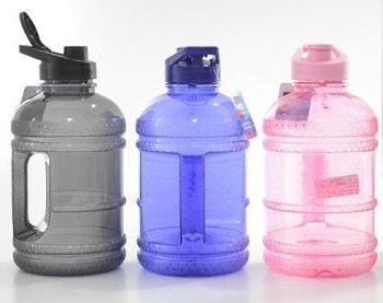 Garrafa Plástica P/Água 1.8l