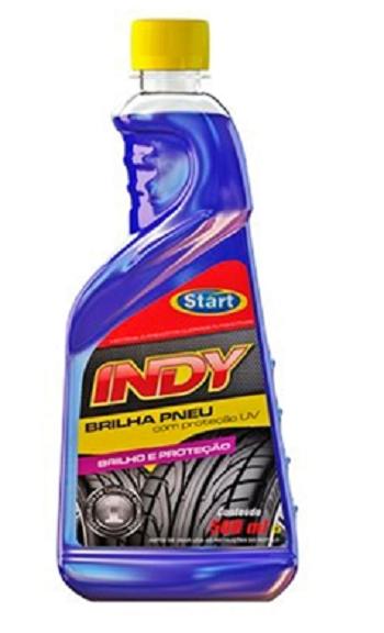 Indy Brilha Pneu 500 ml