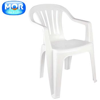 Jogo De Mesa Com 4 Cadeiras Poltrona - Mor