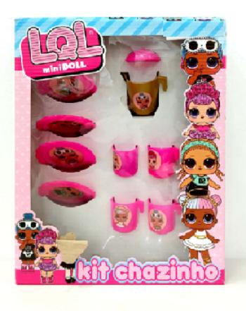 Kit Chazinho Lol Surprise - 6455