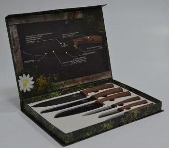 Kit Faca De Cozinha 6 PCS-5653