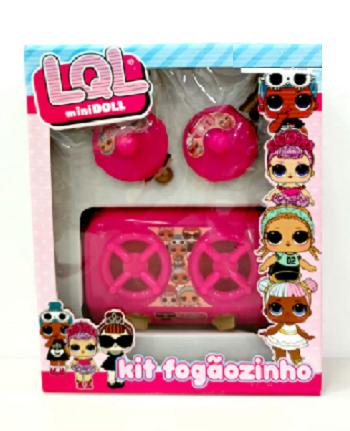 Kit Fogaozinho  Lol - 6454