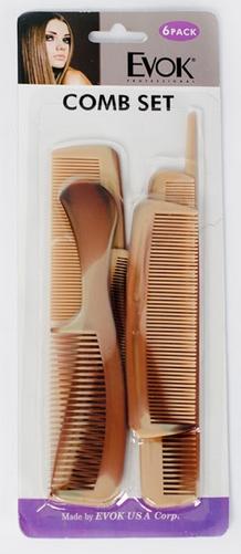 Kit Pentes Plástico - 5589